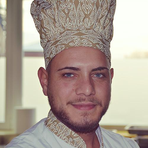 Ciro Coniglio Sous-Chef