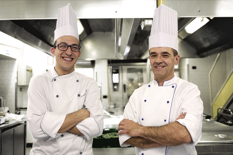 Gli Chef al Self Bistrot Mario Cirié